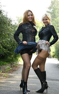 Проститутка Настя и Влада
