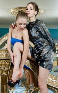 Проститутка Маша и Катя