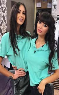 Проститутка Людмила и Карин